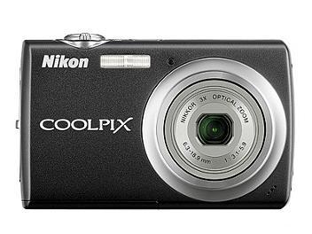 Nikon Coolpix S220 Compact Digital Camera - Black
