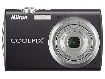 Nikon Coolpix S230 Compact Digital Camera - Black