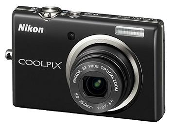 Nikon Coolpix S570 Digital Camera - Black