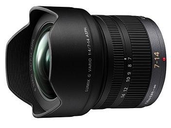 Panasonic 7-14mm F4 H-F007014 Lens - Micro Four Thirds Mount