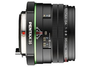 Pentax SMCP-DA 35mm F2.8 Macro Limited Lens