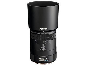 Pentax SMCP-D-FA 100mm F2.8 Macro WR Lens