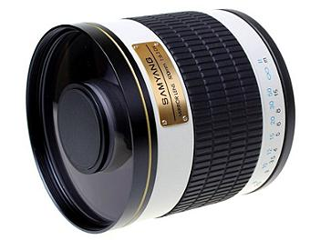 Samyang 500mm F6.3 Mirror Manual Lens - Canon Mount