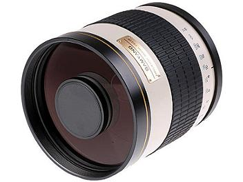 Samyang 800mm F8 Mirror Manual Lens - Pentax Mount