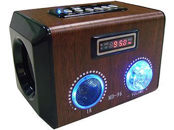 Portable Media Speaker MD96 (pack 5 pcs)