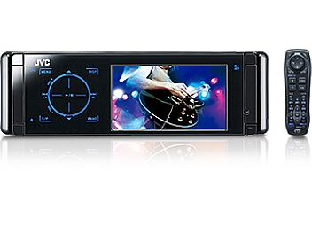 JVC KD-AVX44 Wireless Multimedia DVD/CD/SD Receiver
