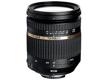 Tamron 17-50mm F2.8 XR Di II VC LD Aspherical Lens - Canon Mount