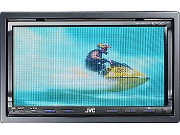 JVC KW-AVX800 In-dash DVD Receiver