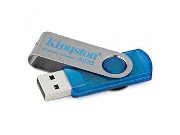 Kingston 4GB DataTraveler 101 USB Flash Drive - Blue (pack 5 pcs)