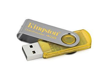 Kingston 4GB DataTraveler 101 USB Flash Drive - Yellow