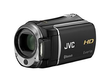 JVC Everio GZ-HM550 HD Camcorder PAL - Black