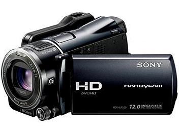 Sony HDR-XR550VE AVCHD HDD Handycam Camcorder PAL