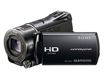 Sony HDR-CX550V HD Camcorder PAL
