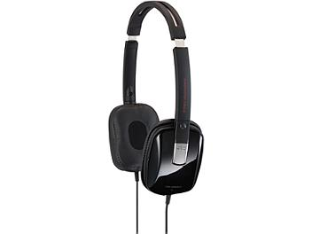 JVC HA-S650 Black Series Lightweight Headphones