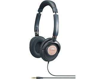 JVC HA-S900 Black Series Lightweight Foldable Headphones