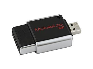 Kingston MobileLiteG2 Memory Card Reader (pack 2 pcs)