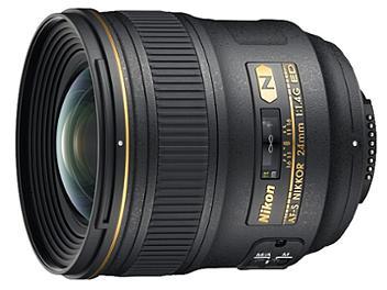 Nikon 24mm F1.4G AF-S ED Nikkor Lens
