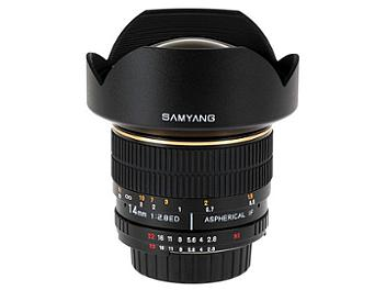 Samyang 14mm F2.8 IF ED MC Aspherical Lens - Canon Mount