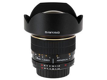 Samyang 14mm F2.8 IF ED MC Aspherical Lens - Pentax Mount