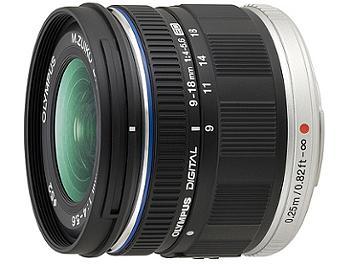 Olympus 9-18mm F4.0-5.6 M.Zuiko Digital ED Lens - Micro Four Thirds Mount