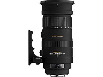 Sigma APO 50-500mm F4-6.3 DG OS HSM Lens - Canon Mount