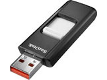 SanDisk 16GB Cruzer USB Flash Drive - Black