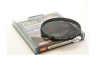 Kenko PRO 1 D C-PL (W) Filter - 67mm
