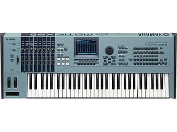 Yamaha Motif XS6 61-Key Synthesizer Workstation
