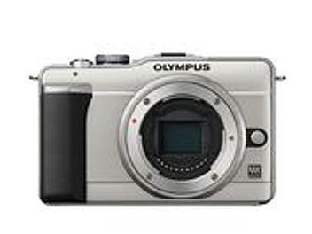 Olympus PEN E-PL1 Digital Camera - Champagne