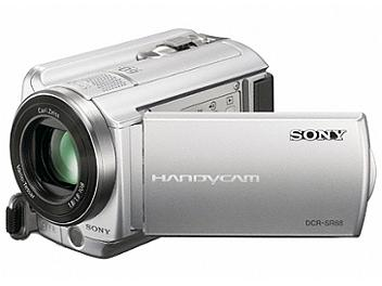 Sony DCR-SX68E Handycam Camcorder PAL - Silver
