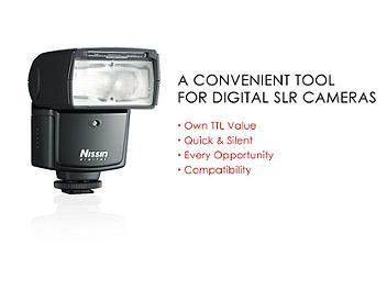 Nissin Di466 Professional Speedlite - Nikon