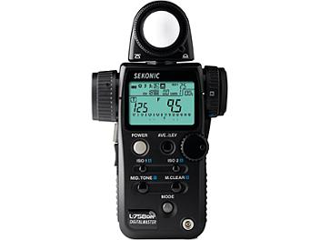 Sekonic L-758DR Light Meter