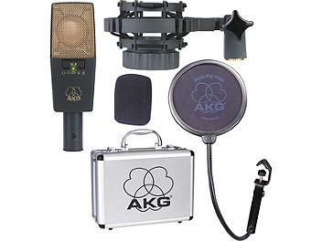 AKG C 414 XL II Large Diaphragm Condenser Microphone