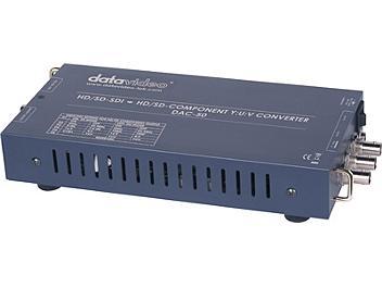 Datavideo DAC-50 SDI to YUV Converter PAL