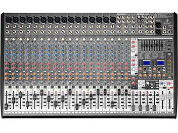 Behringer EURODESK SX2442FX Studio/Live Audio Mixer