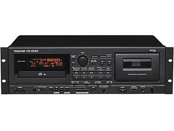 Tascam CD-A550 CD Player/Cassette Tape Deck
