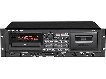 Tascam CD-A750 CD Player/Cassette Tape Deck