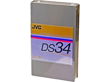 JVC DS34 Digital-S (D-9) Video Cassette (pack 30 pcs)