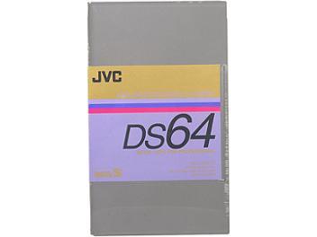 JVC DS64 Digital-S (D-9) Video Cassette (pack 10 pcs)