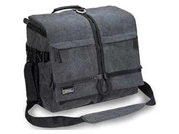 National Geographic Medium Satchel with Rain Cover Bag and 15.4-inch PC Compartment W2160