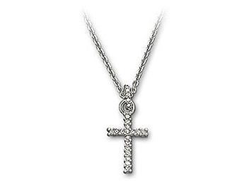 Swarovski 956722 Cross Mini Pendant