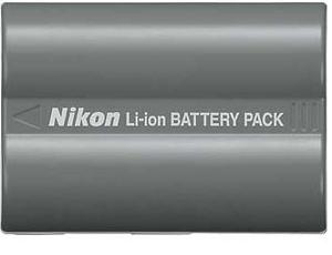 Nikon EN-EL3E Lithium ion Battery (pack 2 pcs)