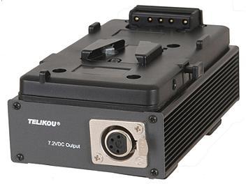Telikou DV-7 V-Mount to 7.2V DC Converter