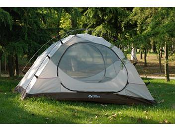 Mobi Garden aluminium Double color flute pole Tent