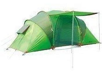 Mobi Garden Six-man Family 6DELUX Glass Rod Tent