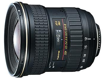 Tokina 12-24mm F4 II AT-X Pro DX Lens - Canon Mount