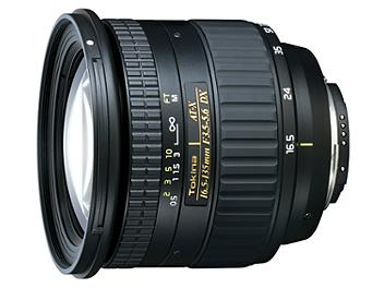Tokina 16.5-135mm F3.5-5.6 AT-X Pro DX Lens - Canon Mount