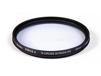 Kenko PRO 1 D R-Cross Screen Filters All Sizes Set (7 pcs)