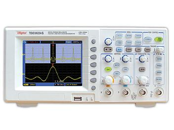 Tonghui TDO3022AS Digital Storage Oscilloscope 25MHz
