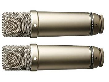 Rode NT1-A-MP Condenser Microphone (Pair)